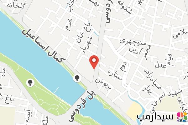 موقعیت جغرافیایی رویداد