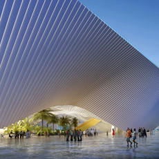 تمرین بخش دوم پروژه Dubai Expo 2020