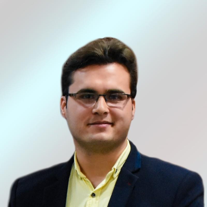 سید حسین موسوی شاهرودی دبیر کانون نوآوران و فناوران و برگزارکننده همفکر شاهرود