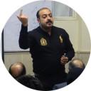 استاد امیر اردلان ابوالفتحی قائم مقام موسسه آموزش عالی آزاد امین