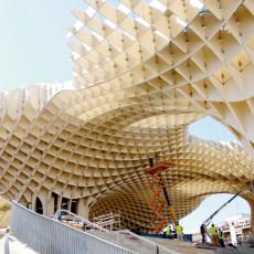 تمرین بخش سوم پروژه metropolparasol