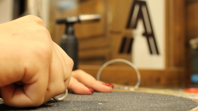 آموزش ساخت دستی طلا و جواهرات - مقدماتی