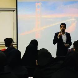 کارگروه آموزشی فن بیان و سخنرانی