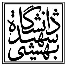 گروه مرمت و انجمن علمی دانشگاه شهید بهشتی