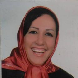 خانم ثامنی(سفیر خنده ایران)